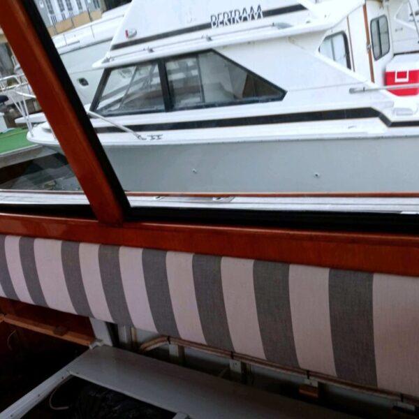 After- veneer Vick Frank Yacht 1963