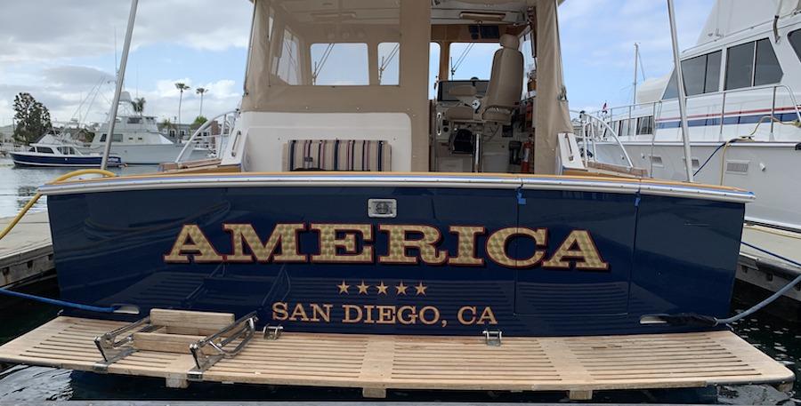 America - before